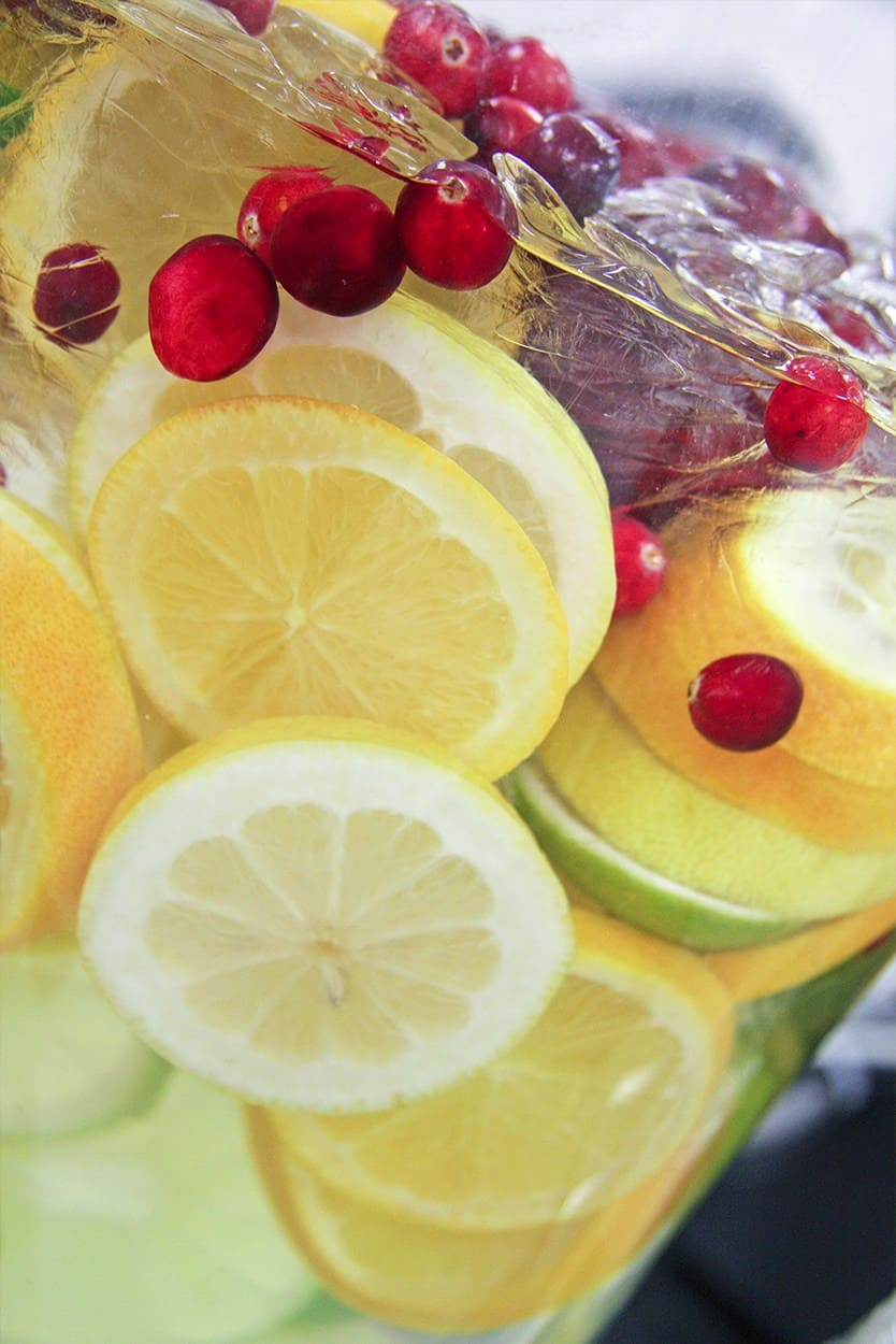 Infused Water for Summer