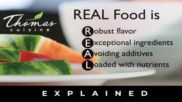 REAL Food Explained