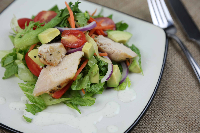 Avocado, Chicken Salad - College Sports Nutrition Service