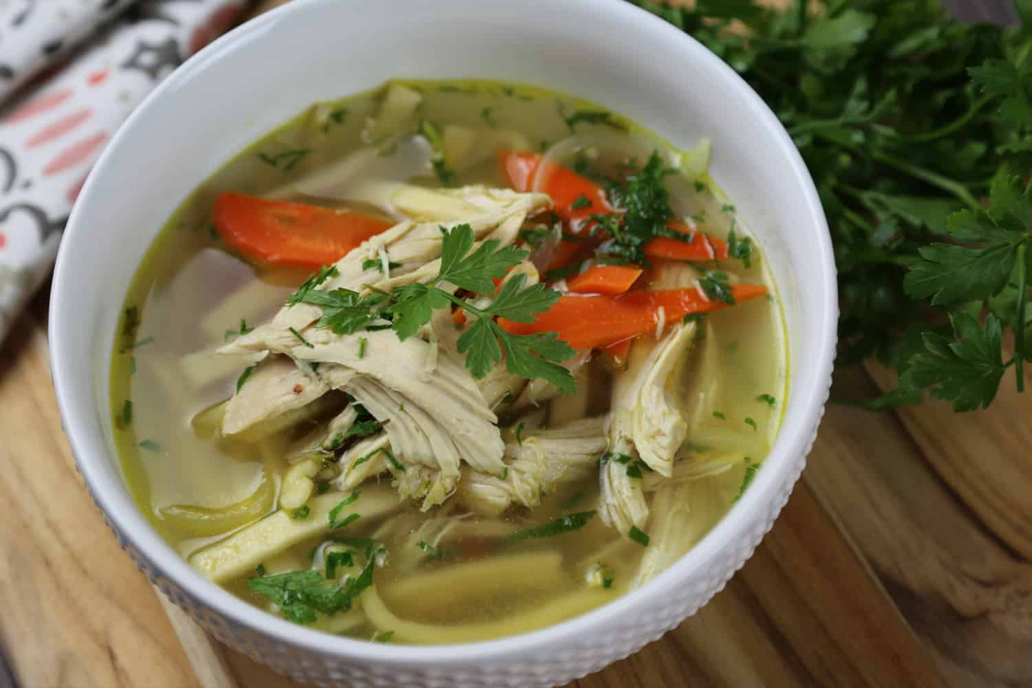 House-made Soups from Scratch Healthcare Food Service