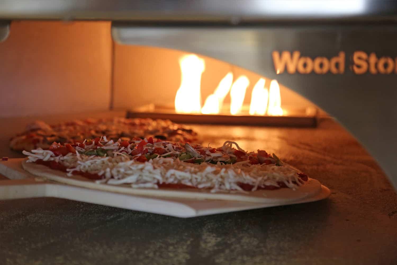 Woodstone Flatbread Pizzas, Corporate Food Service Options