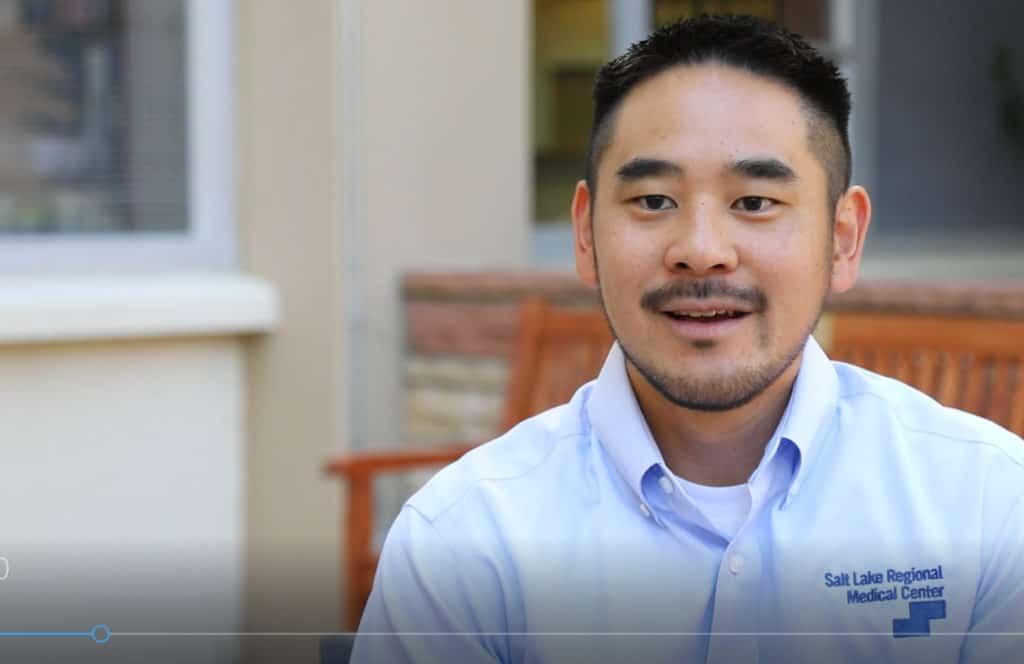 Martin Oshiro, Food Service Director