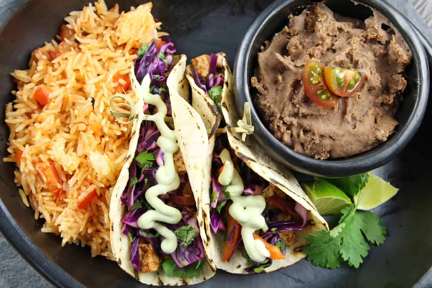 Vegetarian and Vegan Options, Corporate Dining Food Service, Cafe Plate