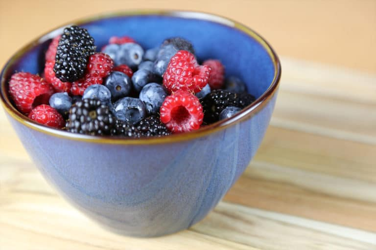 fresh mixed berries, college sports nutrition, food service