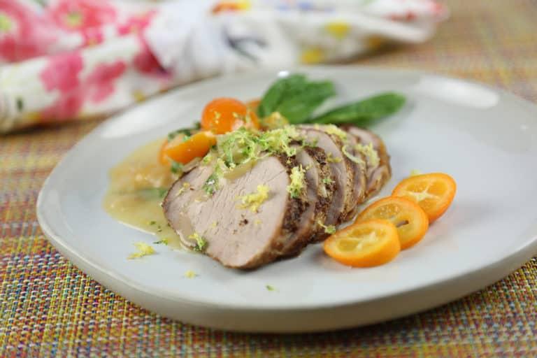 pork tenderloin with orange glaze zest, customized athlete performance nutrition