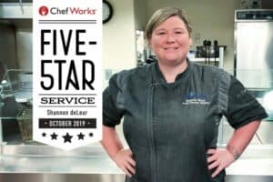 DeLeur Featured in Five-Star Service