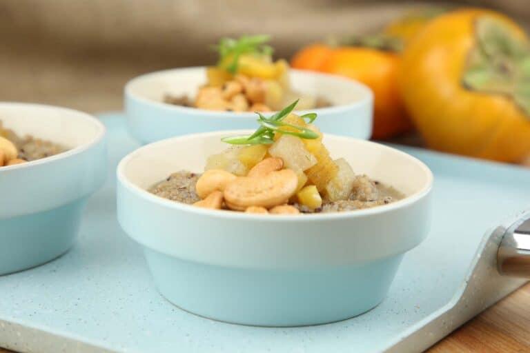 Kombucha Congee Holiday Recipe Thomas Cuisine, food service company