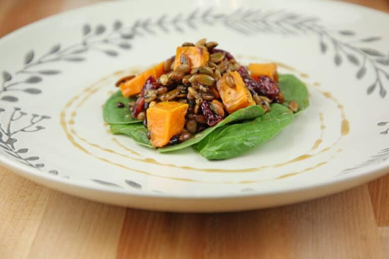 Thomas Cuisine food service, Super Grain Holiday Salad