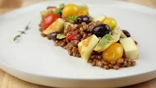 Thomas Cuisine Grains, healthy food service menu