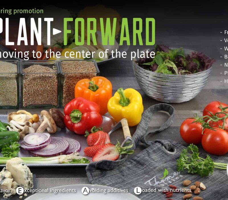 Plant-Forward Diet