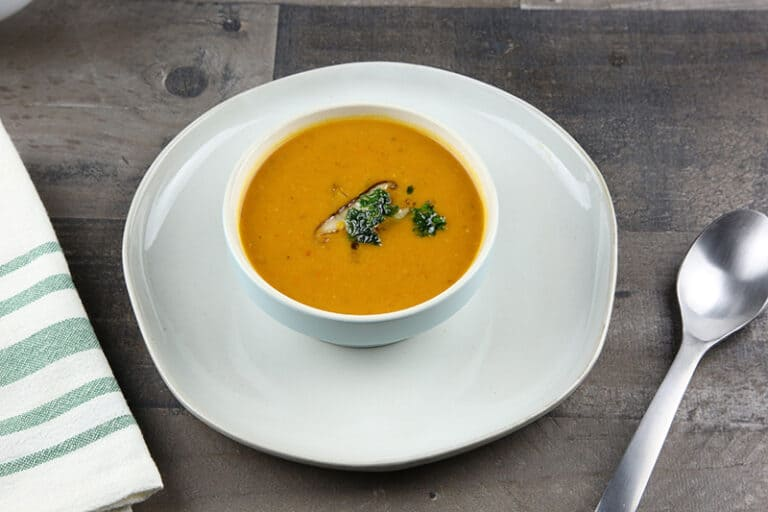 plant forward immunity boosting soup