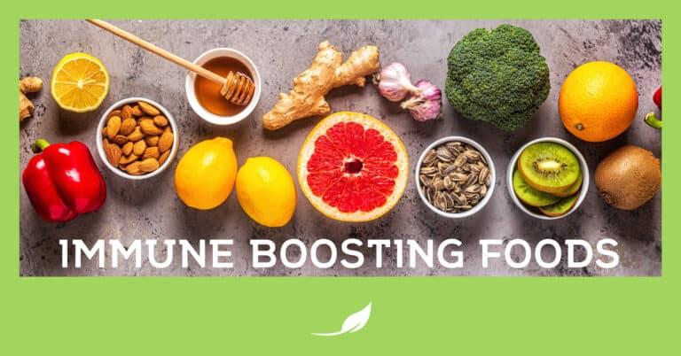 COVID-19 Immune Boosting Food, Food Service, Thomas Cuisine
