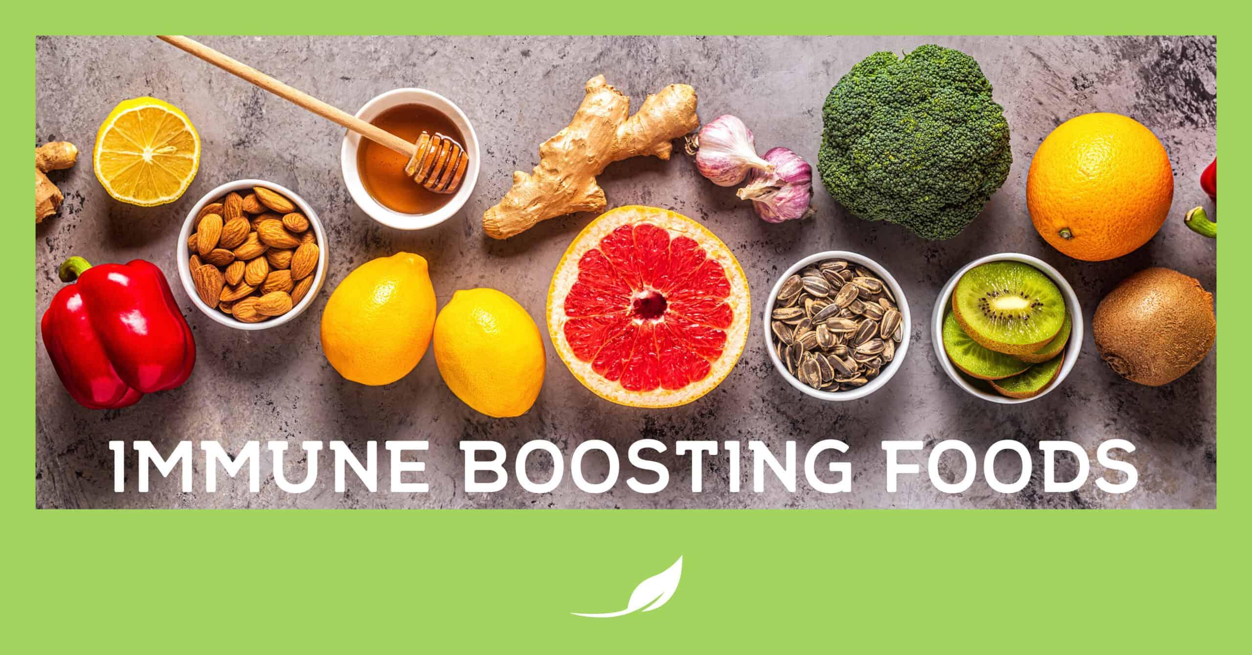 Nourish and Immune Boost