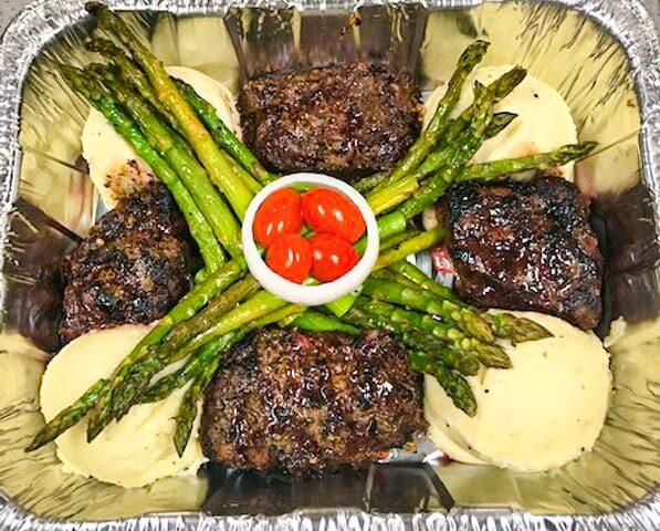 CHI thomas cuisine To go Dinner