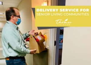 Delivery Service For Senior Living