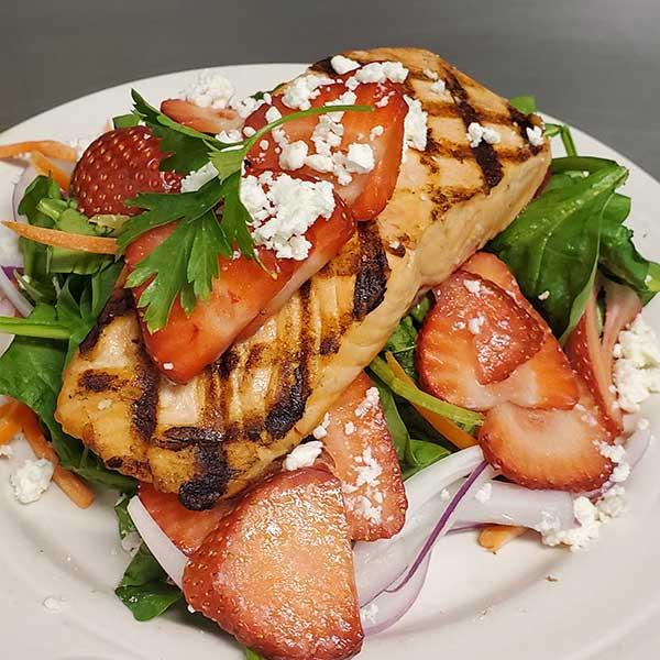 Salmon, Seasonal Patient Menus Thomas Cuisine Healthcare Foodservice