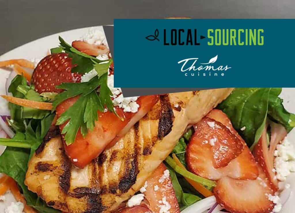 Local Sourcing Healthcare Food Service