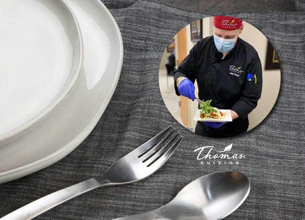 Thomas Cuisine Plan-Forward Hospital Food