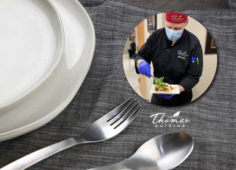 Thomas Cuisine Plan-Forward Hospital Food