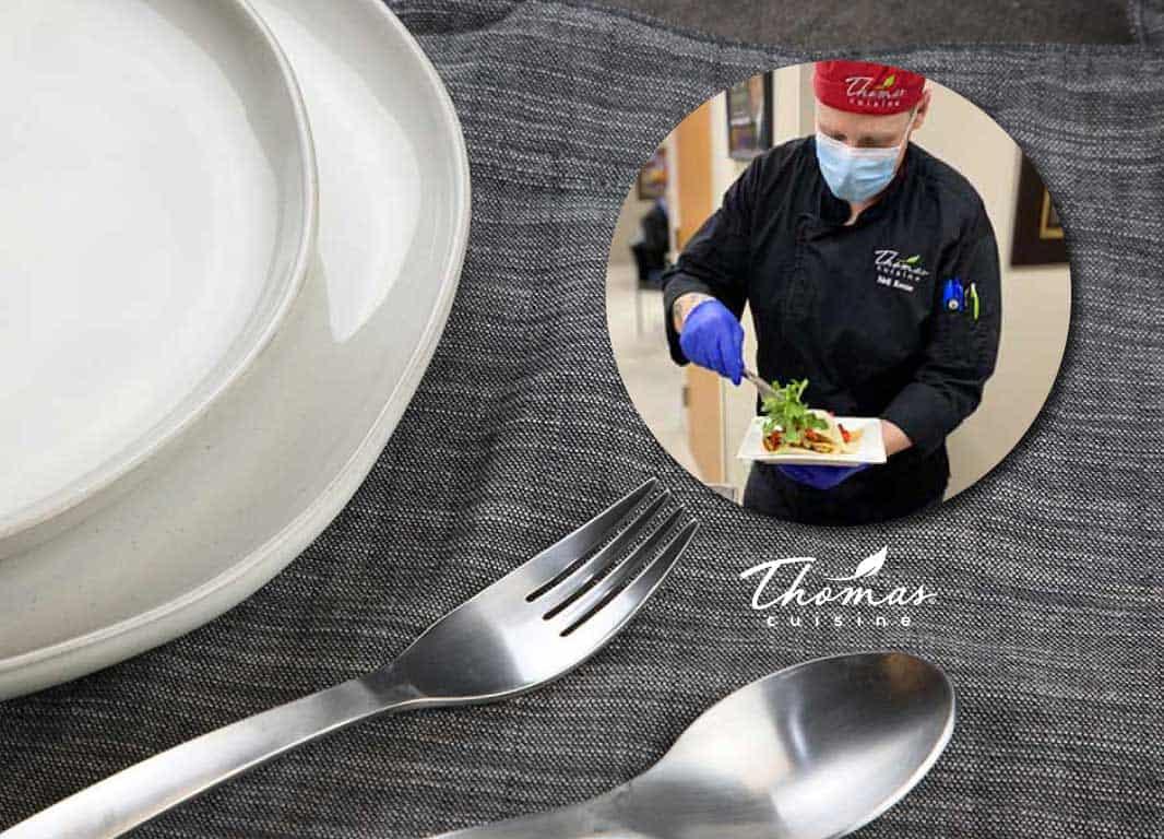 Raising the Bar with Plant-Forward Hospital Food