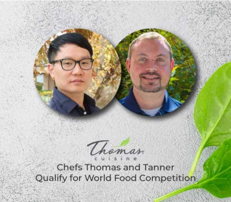 Chefs Earn Ticket to Compete in World Competition