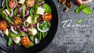 Food Management 2020: Top 50 – Thomas Cuisine Ranked #17