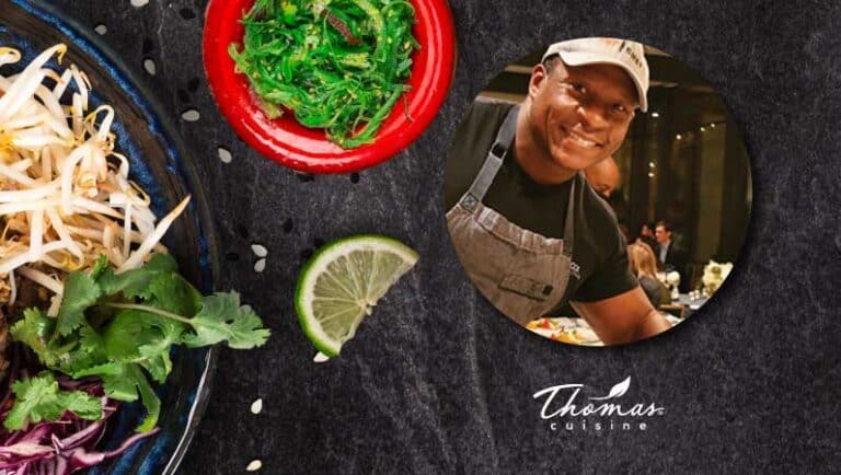 Thomas Cuisine Partners with Chef Tre Wilcox