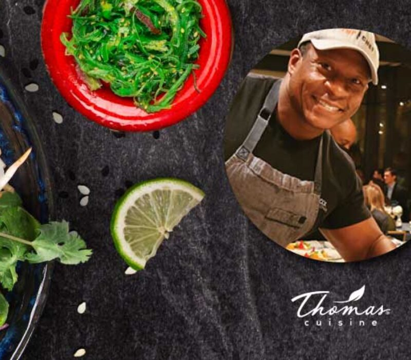 Celebrity Chef Tre Wilcox Partners With Thomas Cuisine