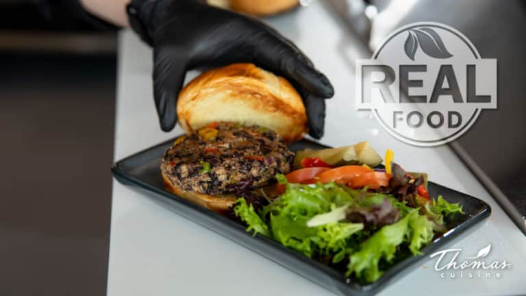 Thomas Cuisine Corporate Dining Organic Beyond Meat