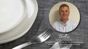 ANFP Dining Distinction Award 2021