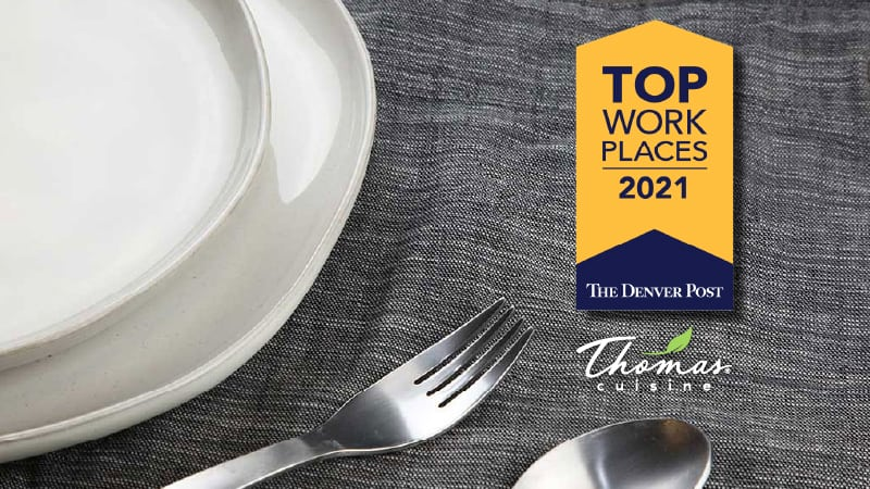You are currently viewing Thomas Cuisine Ranked in Top Workplaces 2021