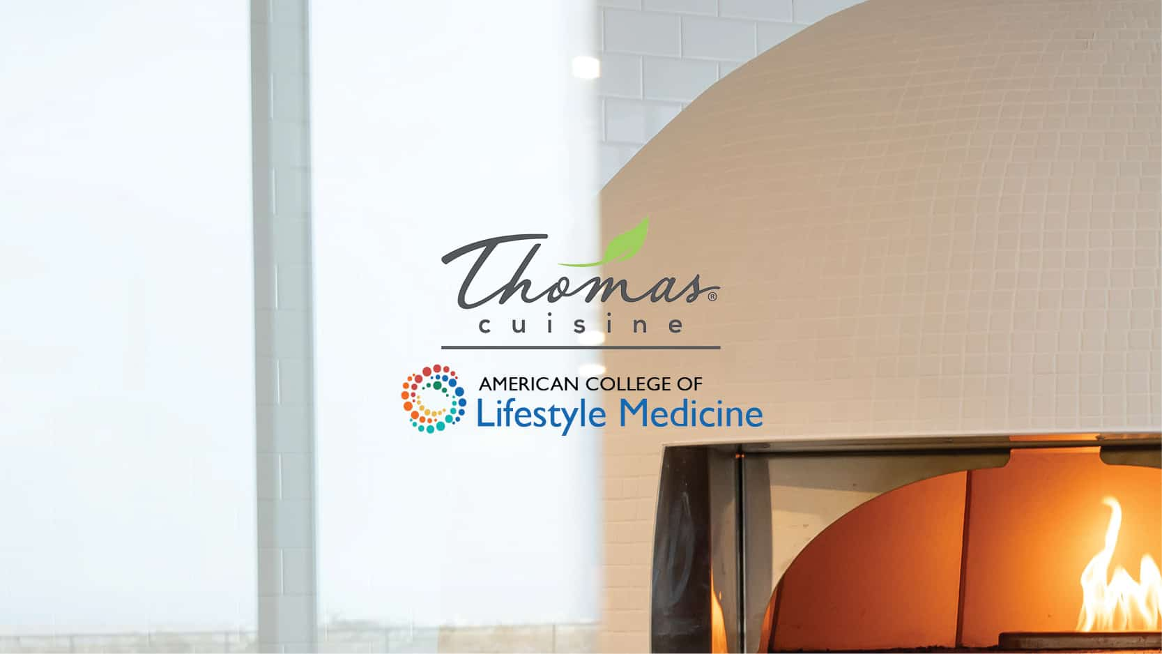 You are currently viewing Thomas Cuisine Partners with ACLM