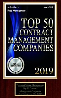 Food Management Top 50 Contract Management Companies